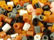 500 Stk Bügelperlen (Fuse Beads) 5 x 5 mm, Farbmix 2